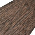 Ebony reconstituted wood veneer sheet